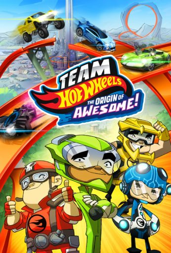 Team Hot Wheels – En Supercool Start
