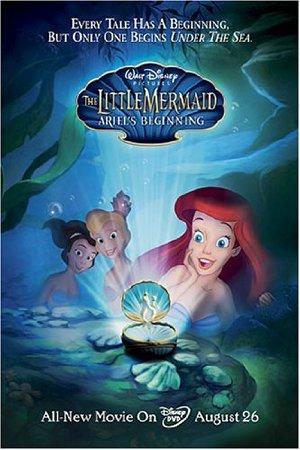 Den lilla sjöjungfrun – Sagan om Ariel