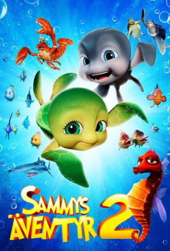 Sammys äventyr 2
