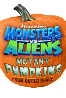 Monsters vs Aliens: Mutant Pumpkins FR OM Outer Space