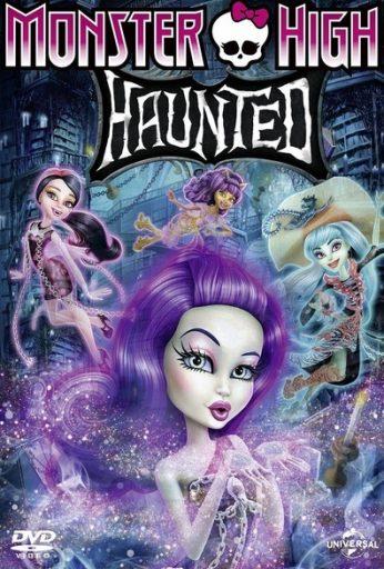 Monster High: Endast för spöken!