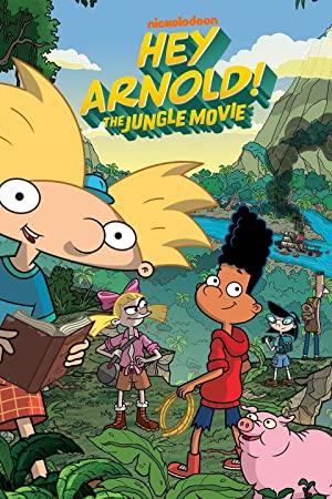 Hey Arnold!: The Jungle Movie