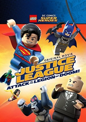 LEGO DC Super Heroes: Justice League – Attack of the Legion of Doom!