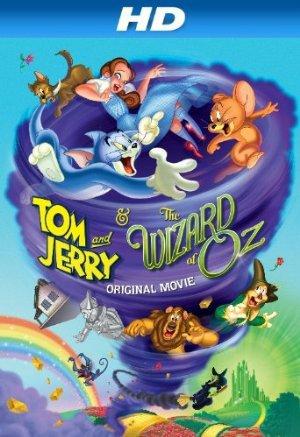 Tom and Jerry & Trollkarlen från Oz