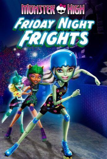 Monster High: Fasansfulla fredagskvällen