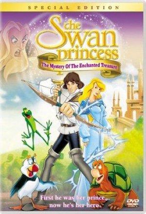 Svanprinsessan och den magiska skatten