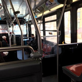 Roosevelt Bus