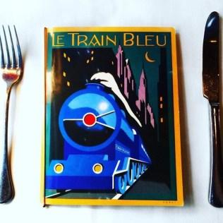 Trainbleumenu