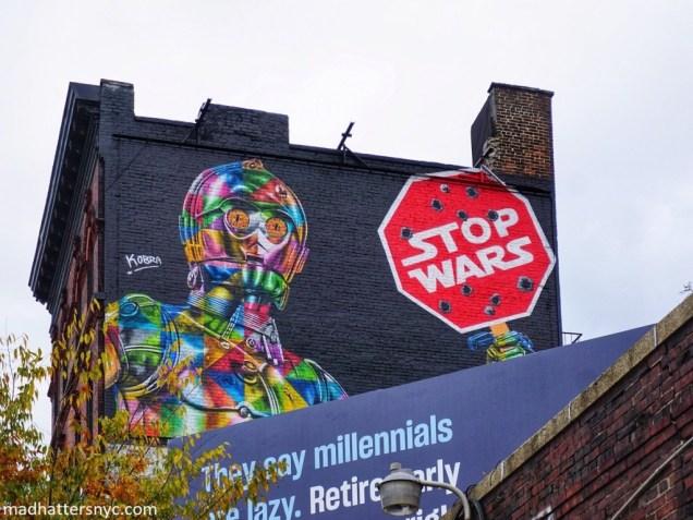 Stop War - www.madhattersnyc.com