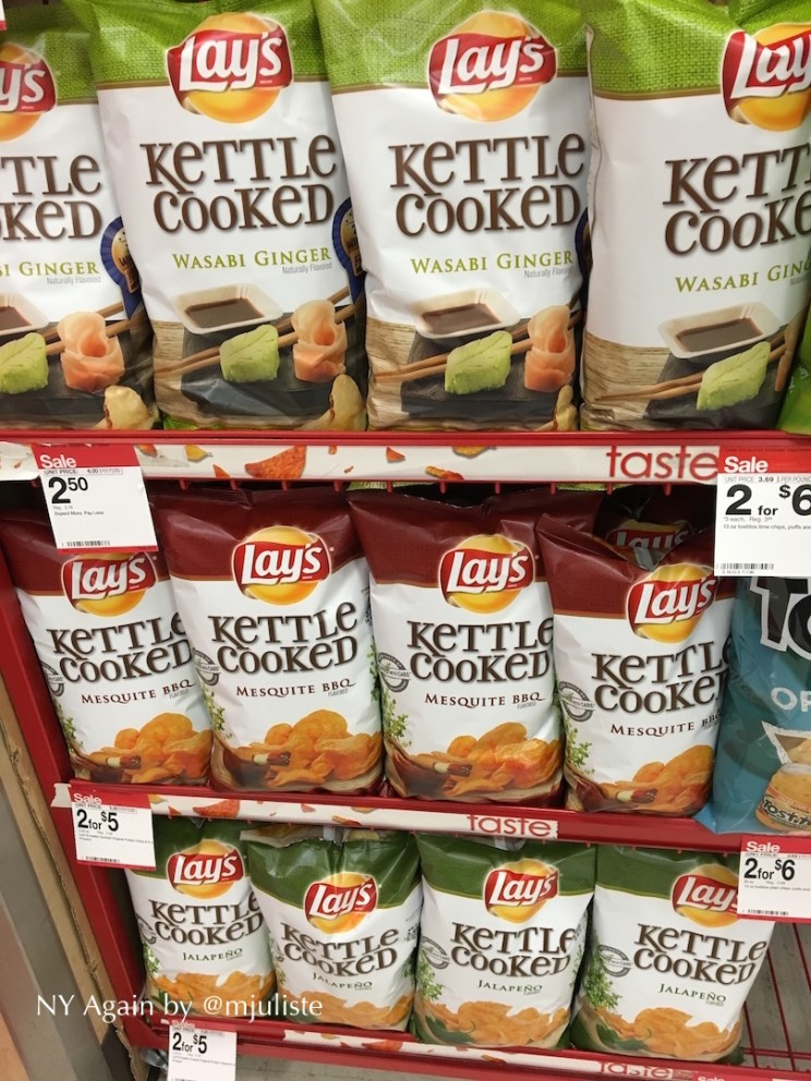 Lays Kettle