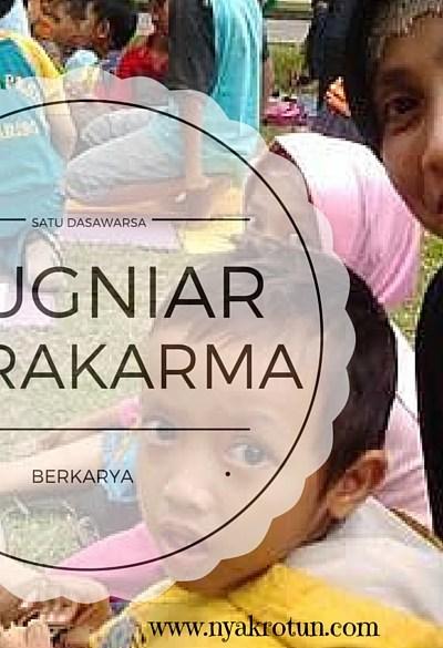 Satu Dasawarsa Mugniar Marakarma Berkarya