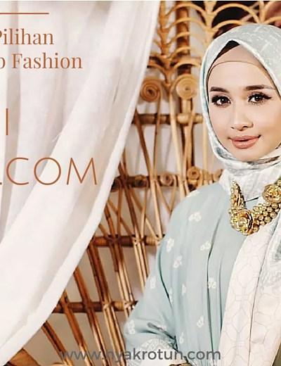 Aneka Pilihan Dress Hijab Fashion di HijUp.com