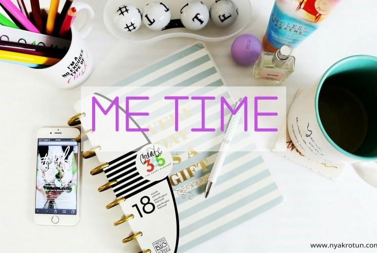 5 Jenis Me Time ala Saya