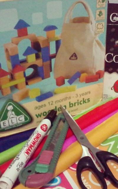 Mainan Anak, Beli atau Bikin Sendiri? (Bonus Ide DIY Mainan Anak)