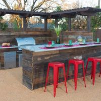 5 The Secret To Outdoor Bbq Area Diy 4
