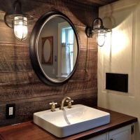 39+ Rustic Industrial Bathroom Ideas 12