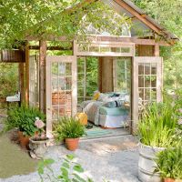 7+ Wonderful Sheds to Elevate Your Backyard