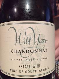 Wild Yeast Chardonnay