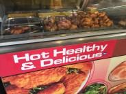 Um... healthy deep fried chicken?