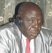 South Sudan law maker, Dr. Richard K. Mulla, calls the South Sudanese to remove the dictatorial government of Juba(Photo: file)