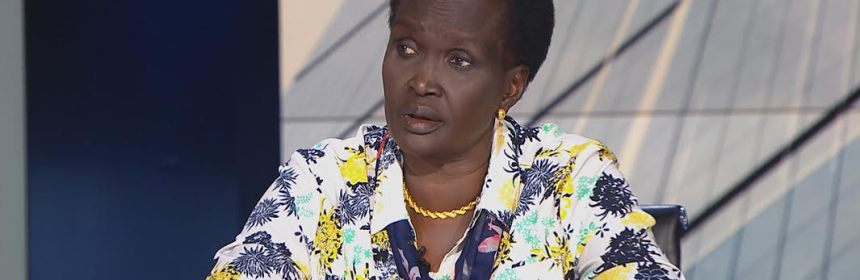 Mama Rebecca Mabior tells Al Jazeera that South Sudan famine was created by Salva Kiir or bad leadership from the leaders (Photo: file)