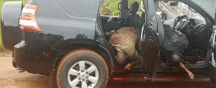 A Ugandan spokesman of police, Mr Andrew Felix Kaweesi, who was assassinated together with his driver and a bodyguard(Photo: supplied)