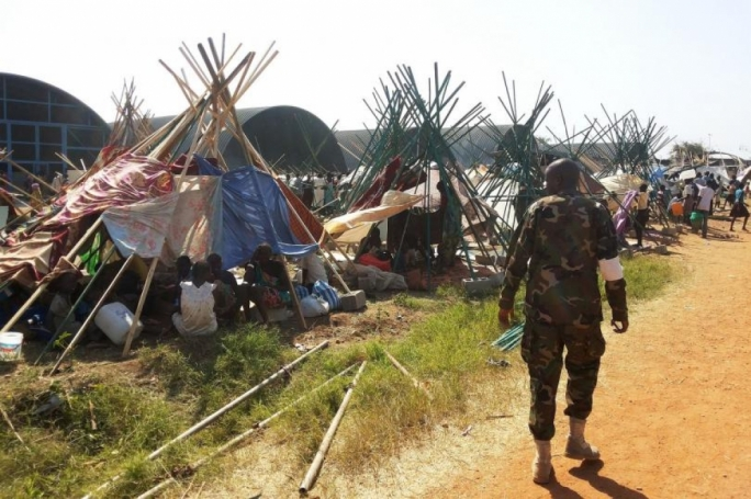 Over 50, 000 people displaced in Wau. The government and its heavily armed militias are leading the war against civilians and armed groups in the area(Photo: file)