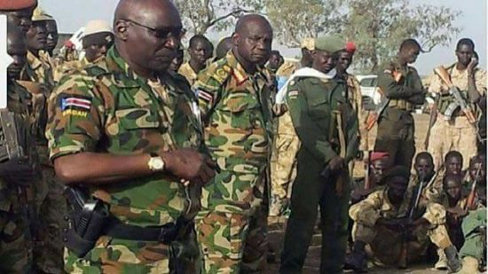 BREAKING: South Sudan's Former Chief of Staff General Paul Malong Awan Launches A New Rebellion To Overthrow Salva Kiir's Government