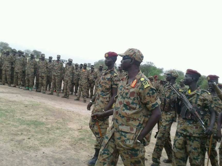 Lt. Gen. Agany Abdel-Baqi Ayii Akol, a dinka by ethnicity from Aweil of Northern Upper Nile, commanding a new rebellion in his hometown(Photo: file)