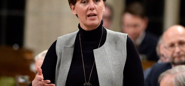 International Development Minister Marie-Claude Bibeau announces funding on visit to the African country(Photo: cbc)