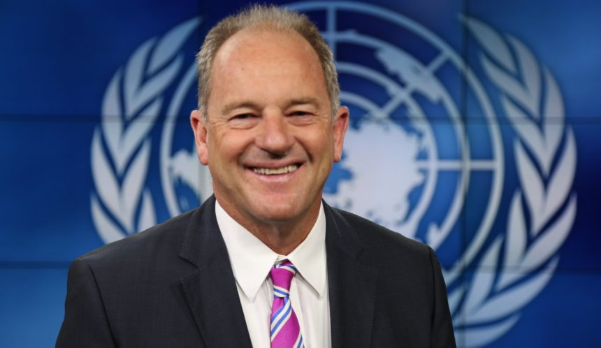 David Shearer, who is also the Special Representative of the UN Secretary-General, was speaking during a visit to Bor and Pibor in former Jonglei State in the east of South Sudan(Photo: UNMISS)