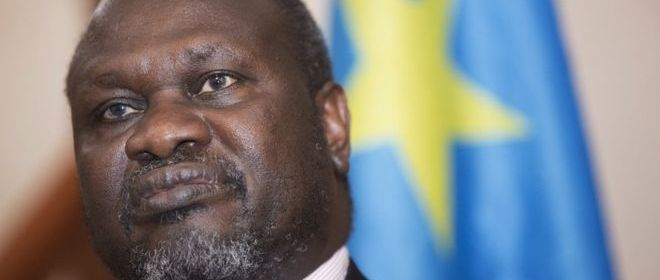 Dr. Riek Machar Teny, South Sudan's former Vice President and leader of SPLM/A-IO(Photo: getty)