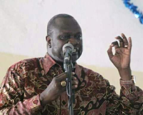Dr. Riek Machar Teny-dhurgon, former Vice President, Chairman and Commander in Chief of SPLM/A-IO(Photo: file)