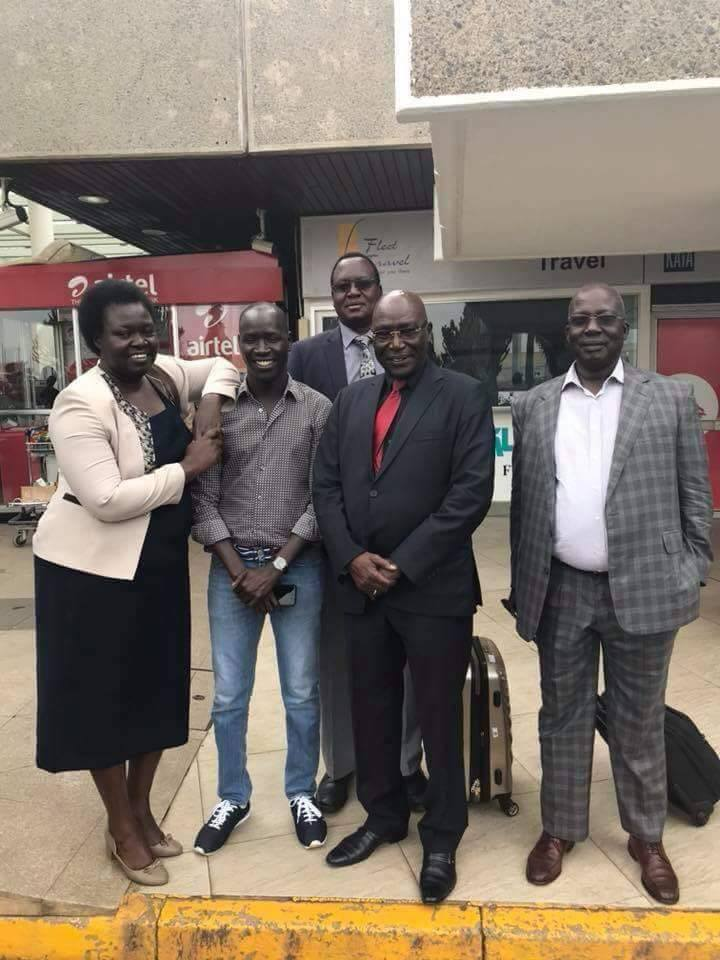 BREAKING: Jieng Elders Seek Kiir's Blessings To Go After Exiled  Son, Paul Malong Awan