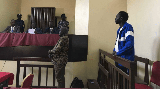 The SPLM-IO Youth League Condemns Unfair Sentencing of James Gatdet Dak To Death