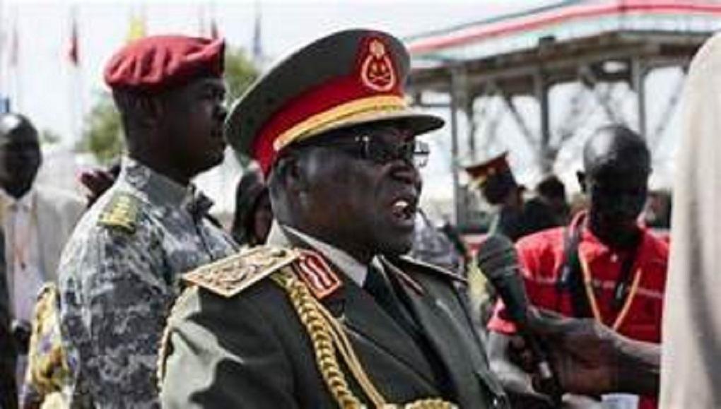 Gen. Paul Malong Awan (File photo)