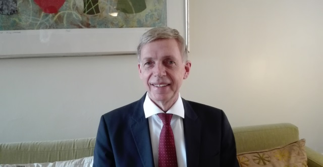 Erling Skjonsberg, Norway Special Envoy to Sudan and South Sudan(Photo: file)
