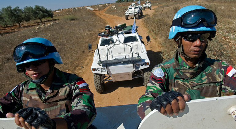 UNMISS Peacekeepers (File photo)
