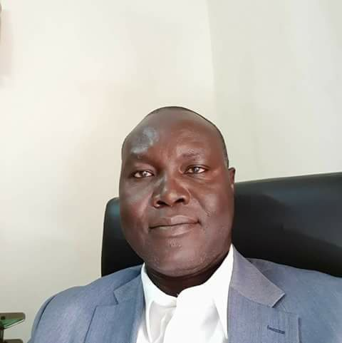 South Sudan's former deputy minister of finance, Athian Diing Athian, (File photo)