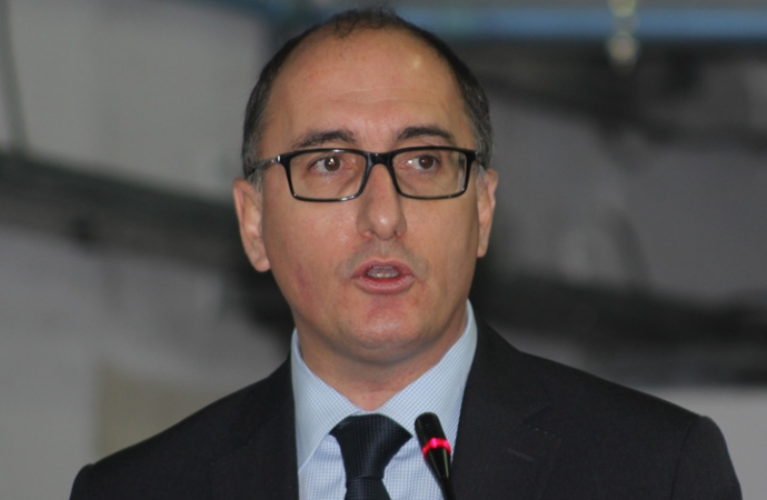 The French Ambassador to South Sudan, Jean-Yves Roux (File photo)