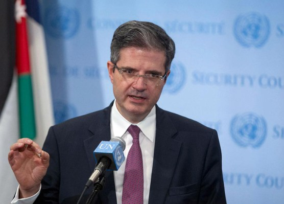 French's ambassador to the United Nations, Francois Delattre (File photo)
