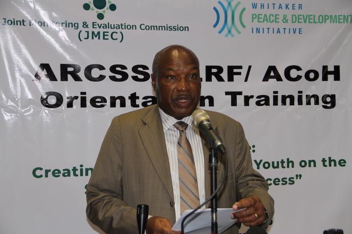 JMEC deputy chairman