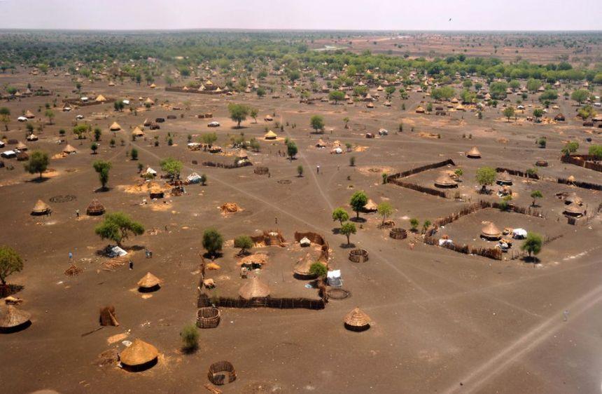 Akobo town (File photo)