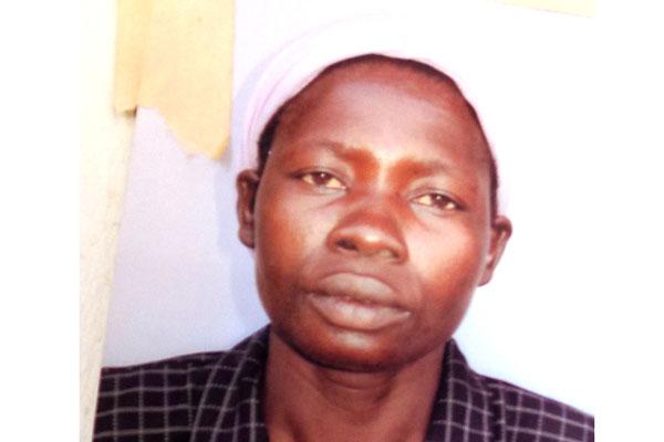Slain Ugandan pastor Bunia Margaret killed by South Sudanese refugees in Uganda last week (Photo credit: Uganda Police Forces)