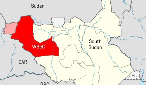 Western Bhar Al-Ghazal state capital Wau (File photo)