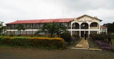 Nyandarua Institute of Science and Technology Administration Block