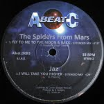 Fly To Me To The Moon & Back/The Spiders From Mars