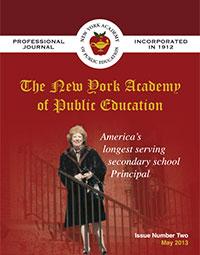 NYAPE Professional Journal 2013