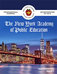 NYAPE Professional Journal 2015