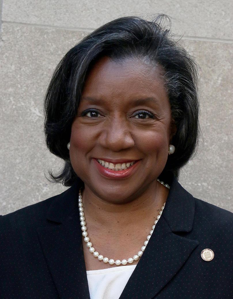 Linda Patterson, Ph.D. : Director (2019 - 2022)